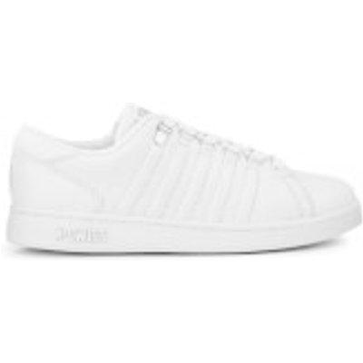 K-Swiss Men's Lozan III Trainers - White/Silver - UK 10/EU 44.5 - White