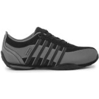 K-Swiss Men's Arvee 1.5 Trainers - Black/Charcoal/Silver - UK 10/EU 44.5 - Black