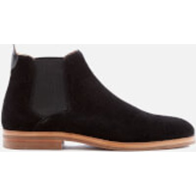 Hudson London Men's Tonti Suede Chelsea Boots - Black