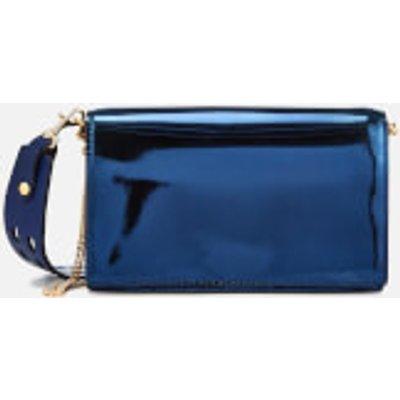 Diane von Furstenberg Women's Soiree Cross Body Bag - Midnight Blue