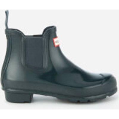 Hunter Women's Original Gloss Chelsea Boots - Ocean