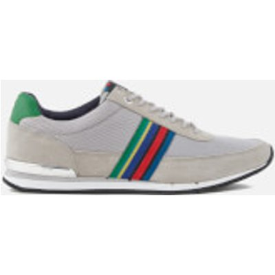 PS by Paul Smith Men's Svenson Mesh/Suede Runner Trainers - White - UK 11 - White