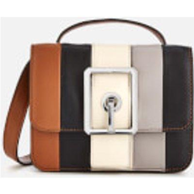 Rebecca Minkoff Women's Hook Up Small Cross Body Bag - Almond Multi