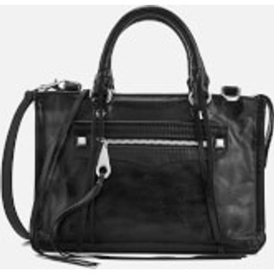 Rebecca Minkoff Women's Micro Regan Satchel - Black