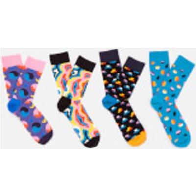 Happy Socks Men's Pop Socks Gift Box - Multi - M-L