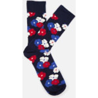Happy Socks Men's Kimono Socks - Multi - M-L