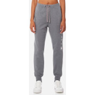 Tommy Hilfiger Women's Active Wear Tara Sweatpants - Mid Grey Heather - M - Grey
