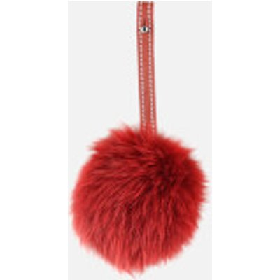 Grafea Women's Pom Pom Charm - Red