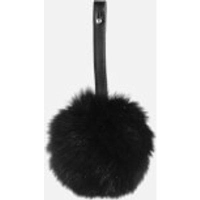 Grafea Women's Pom Pom Charm - Black