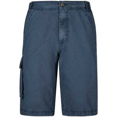 Weird Fish Deimos Cotton Cargo Walking Short Moonlight Blue Size 30