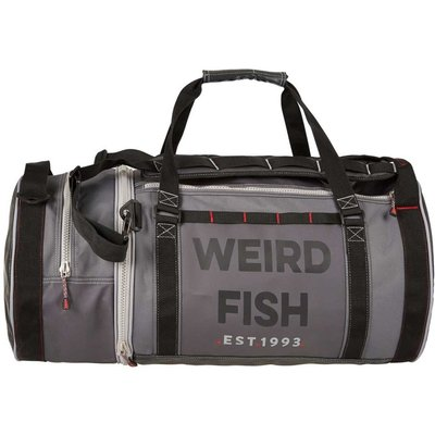 Weird Fish Gears Barrel Bag Cement Size ONE
