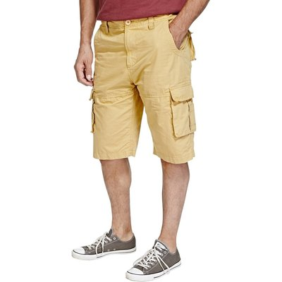 Weird Fish Regiment Fatigue Shorts Sand Dune Size 38