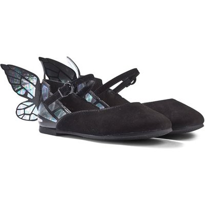 Chiara Mini Iridescent Butterfly Shoes