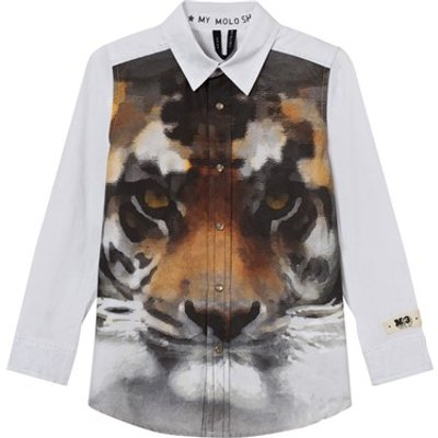 Tiger Face Robie Shirt