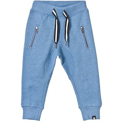 Ashton Soft Pants In Flourentic Blue