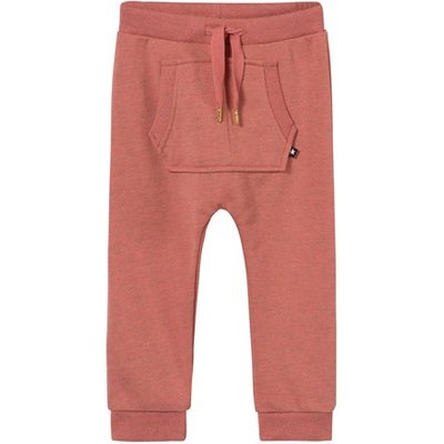 Spicy Pink Melange Sandie Soft Pants