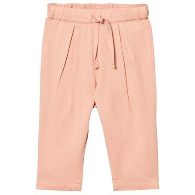 Dusty Coral Pace Trousers