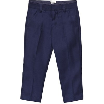 Navy Suit Trousers