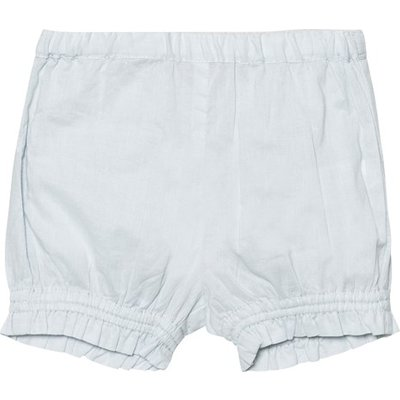 Blue Baby Voile Shorts