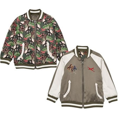 Eastwood Reversible Bomber Jacket