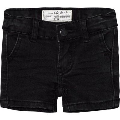Black Soho Baby Shorts