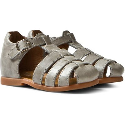 Grey Fancy Papy Sandals