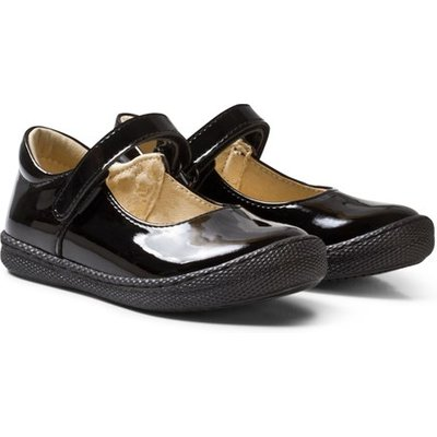 Black Patent Mary Jane School Shoes
