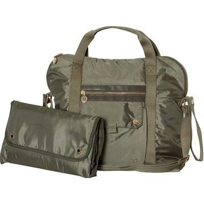 Olive Fern Changing Bag