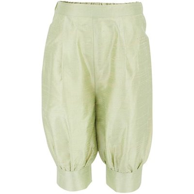 Green Knicker Bocker Shorts