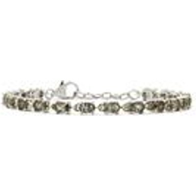 7.26ct Tourmalinated Quartz Sterling Silver Bracelet