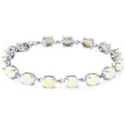 10.56ct Coober Pedy Opal Sterling Silver Bracelet
