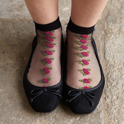 "Ruska Roza Ladies"" Socks"