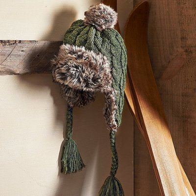 Kluane Knitted Hat