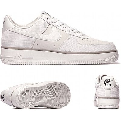 Womens Air Force 1 '07 Suede Trainer