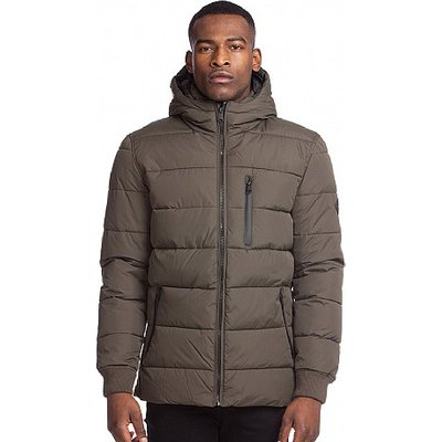 Matrix Tech Puffer Jacket