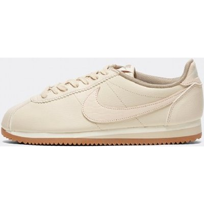 Womens Classic Cortez Leather Lux Trainer