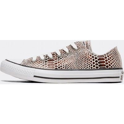 Womens Chuck Taylor All Star Ox Snake Trainer