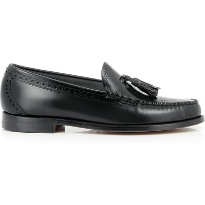 Weejuns Larkin Brogue Black Leather