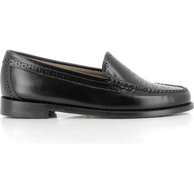 Weejuns Lillian Brogue Black Leather