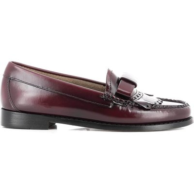 Weejuns Esther Bow Wine Leather