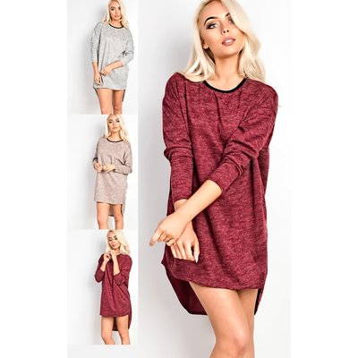 IKRUSH Womens Simone Oversized Jumper