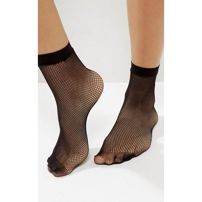 IKRUSH Womens Jamie Fishnet Socks