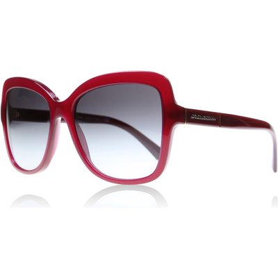 Dolce and Gabbana Logo Plaque Sunglasses Red 26818G 57mm