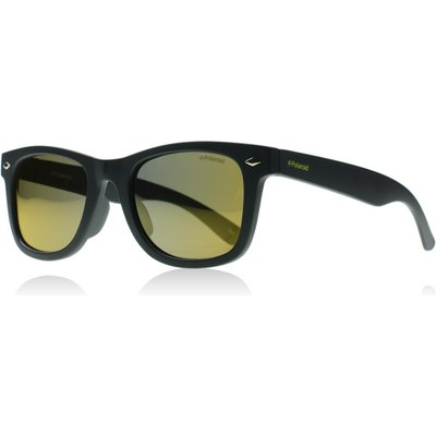 Polaroid Junior 8006/S Sunglasses Matte Black DL5 Polariserade 45mm