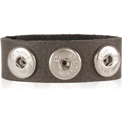 Bali Clicks-Bracelets - Bali Click Armband 603 - Grey
