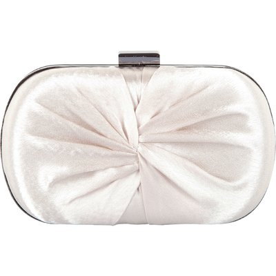 Bulaggi-Clutches - Oval Box Knot - Beige