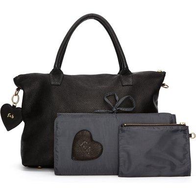 Fabienne Chapot-Diaper bags - Anjali Diaper Bag - Black