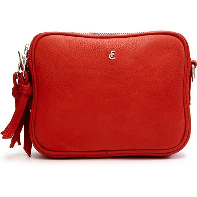 Fabienne Chapot-Clutches - Le Cave Clutch - Red
