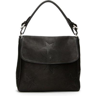 Fabienne Chapot-Handbags - Pauline Bag Stars - Black