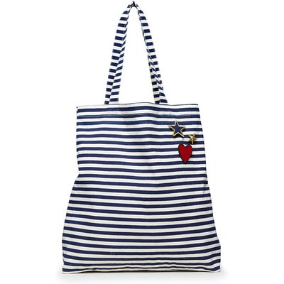Fabienne Chapot-Beach bags - Travel Shopper Bag - Blue